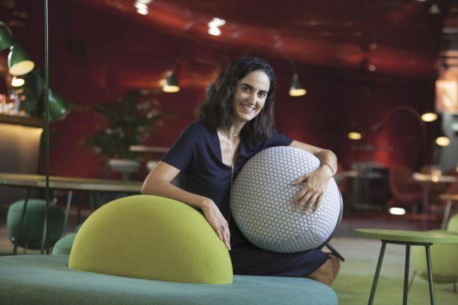 Paula Rosales aboga por esta filosofía en sus diseños, como el restaurante NuBel.