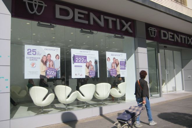 Dentix tiene previsto reabrir 40 clínicas esta semana.