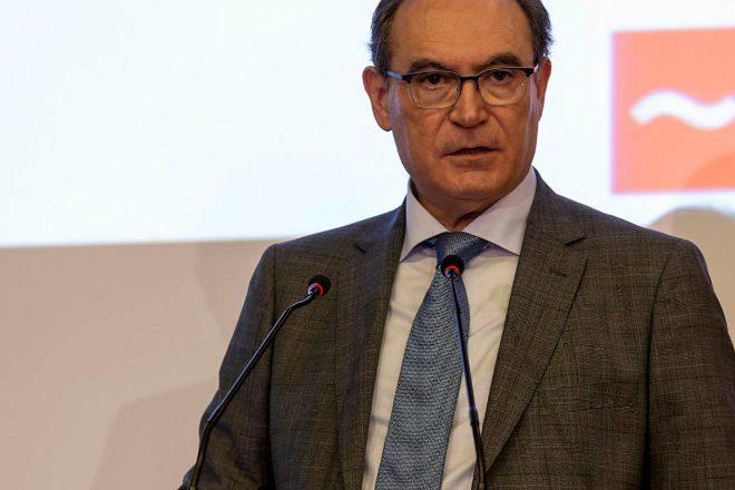 Vicente Nomdedeu, presidente de Ascer,la patronal del sector azulejero.