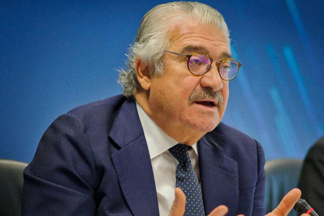 José Bogas es consejero delegado de Endesa.