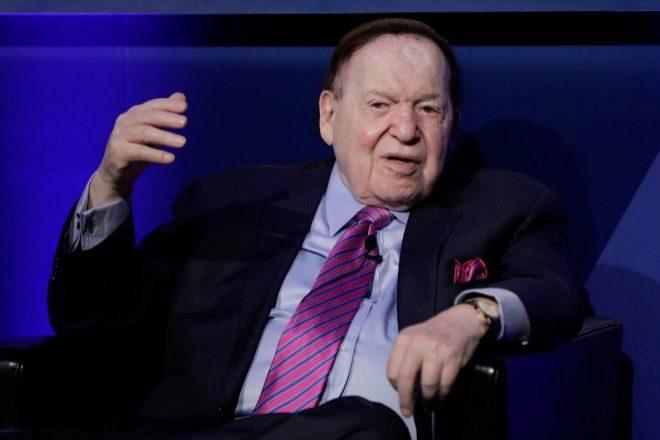 El magnate de los casinos Sheldon Adelson ha muerto a la edad de 87 años.