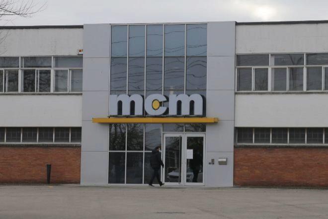 MCM cuenta con una planta de 55.000 metros cuadrados en Vitoria.