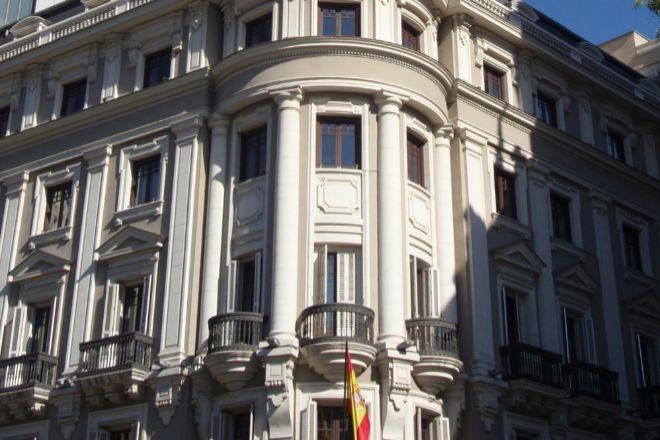 Sede de la CNMC en Madrid.