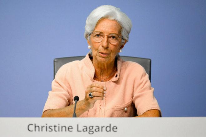 Lagarde dice que habrá euro digital en menos de cinco años