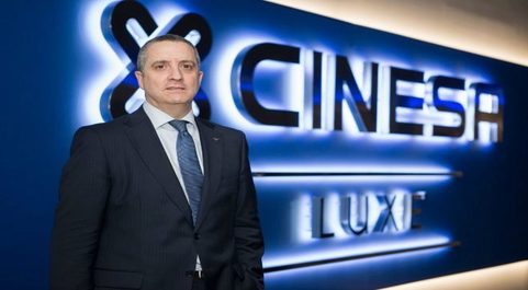 RAMON BIARNES, DIRECTOR GENERAL DE lt;HIT gt;CINESA lt;/HIT gt;