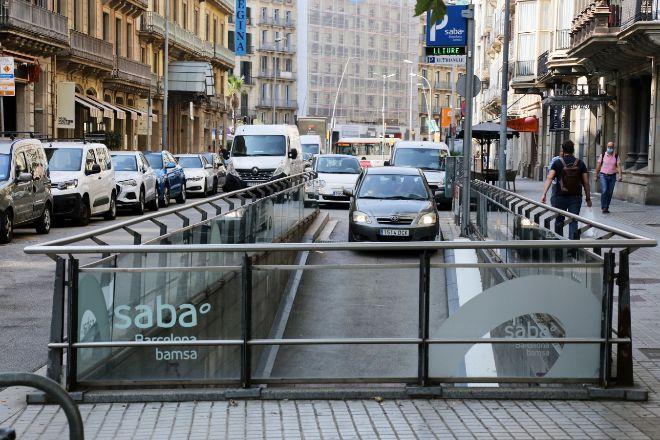 Saba es uno de los líderes del negocio de párking en España.