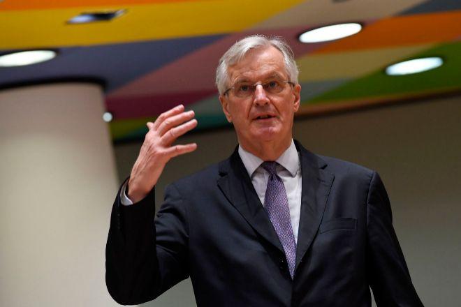 Michel Barnier ha sido el negociador de la UE para los acuerdos con Reino Unido del Brexit.