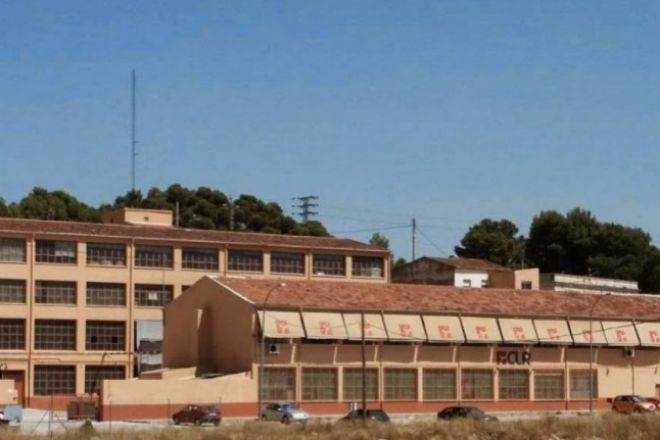 Instalaciones de CLR en Ibi (Alicante).