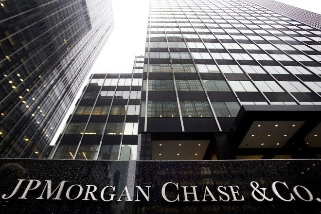 Sede de JPMorgan en Nueva York.