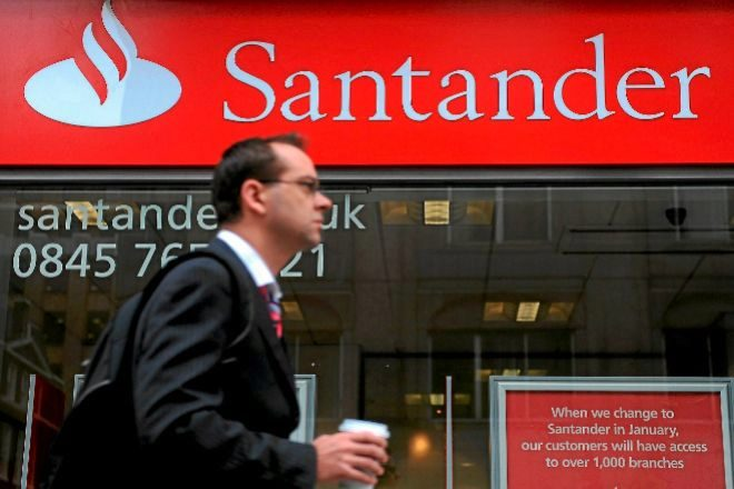 Sucursal de Santander UK
