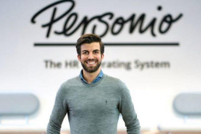 Hanno Renner, fundador y CEO de Personio.