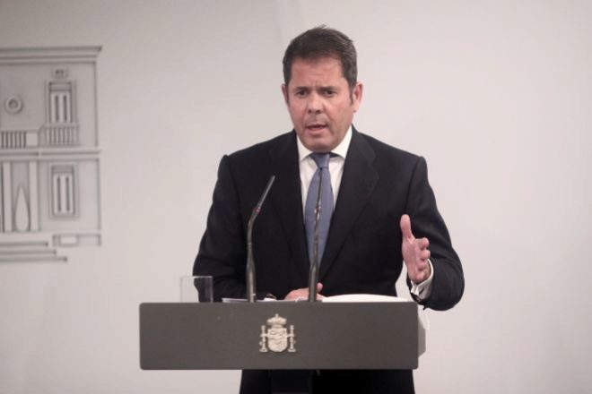 El presidente de lt;HIT gt;CEPYME lt;/HIT gt;, Gerardo Cuerva.
