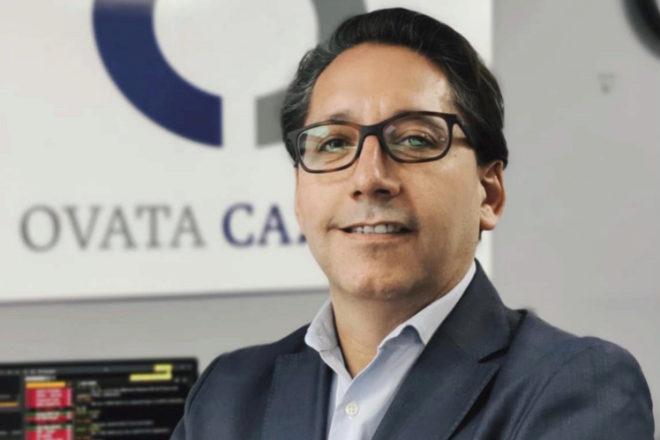 Rodrigo Rodríguez, socio de Ovata Capital.