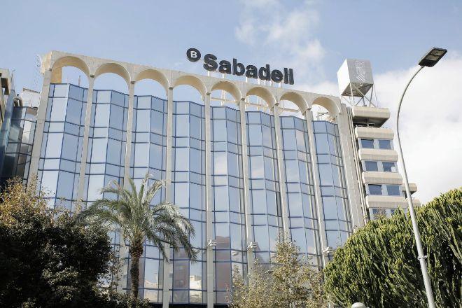 Sede del banco en Alicante.