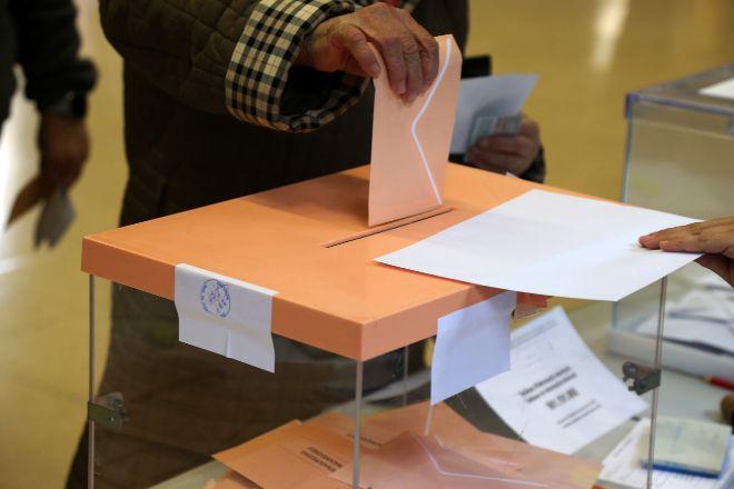 Votación en las últimas elecciones que han tenido lugar en Cataluña, las generales de 2019, donde ERC consiguió el 22,5% de los sufragios y el PSC, el 20,5%.