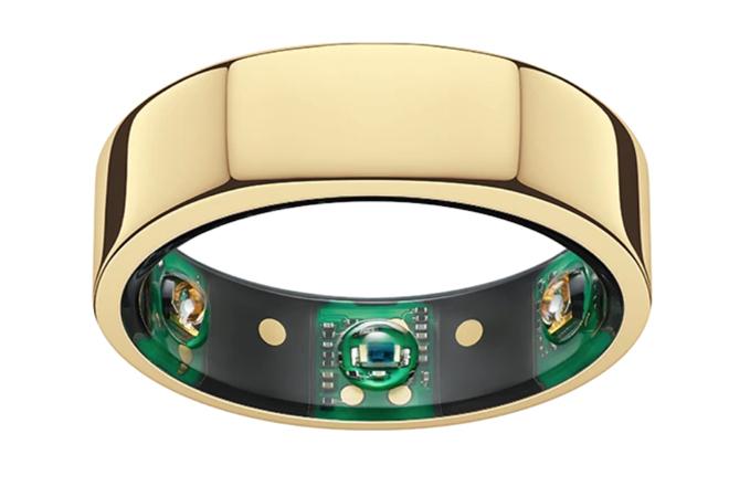 Fabricado en titanio, también hay una versión chapada en oro.