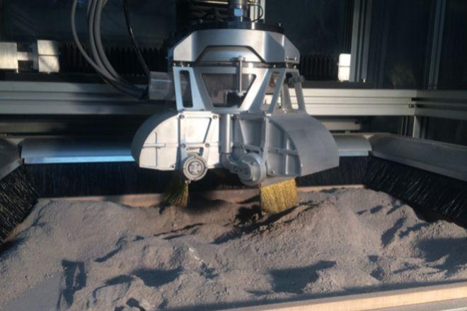 AVS ha desarrollao sistemas de aterrizaje inteligentes con patas flexibles para adaptarse a la superficie de otros planetas.