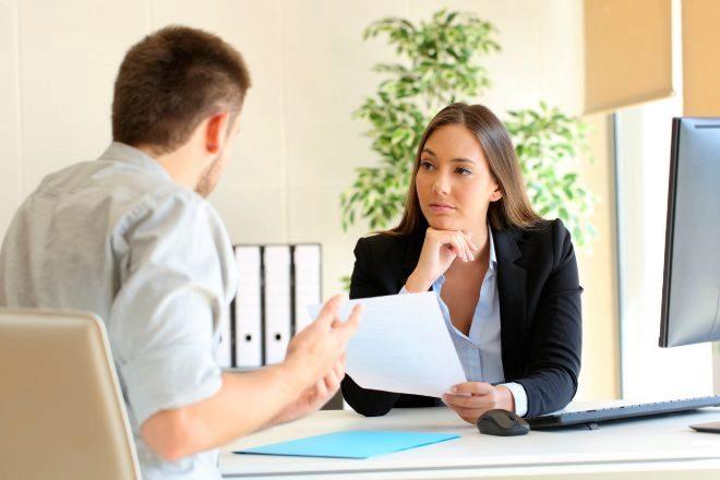 Un empleado vago tiene derecho a una segunda oportunidad antes de ser despedido
