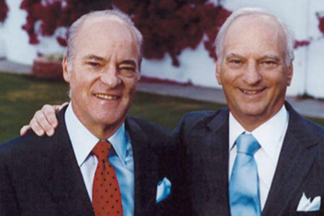 Henry Kravis y George R. Roberts, cofundadores de KKR.