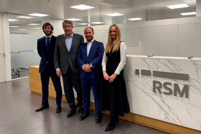 RSM Madrid refuerza su área de laboral