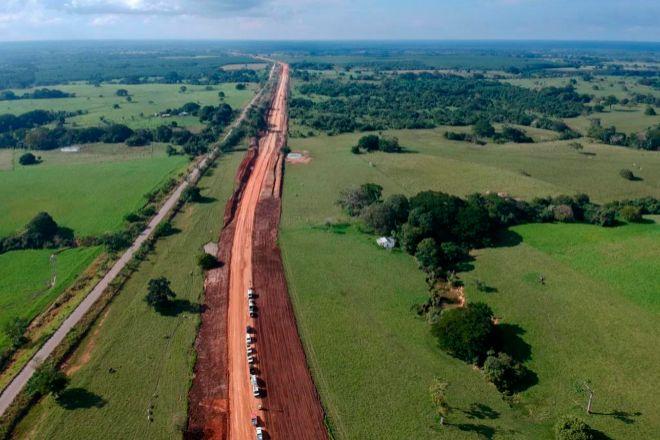 ASCH, OHL y Sacyr, a por el último tramo del Tren Maya
