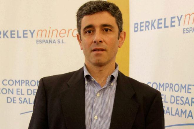 Francisco Bellón es responsable de Berkeley Minera España.