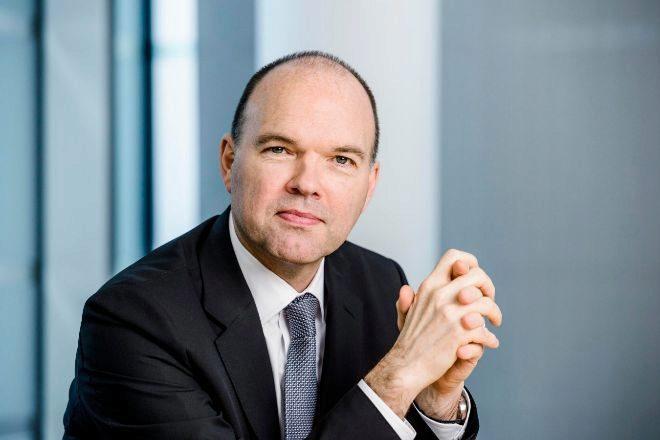 Nick Read, consejero delegado del grupo Vodafone.