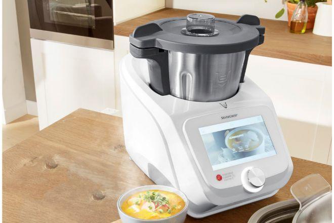 Robot de cocina de Lidl.