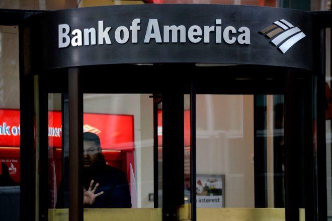 Oficinas de Bank of America.