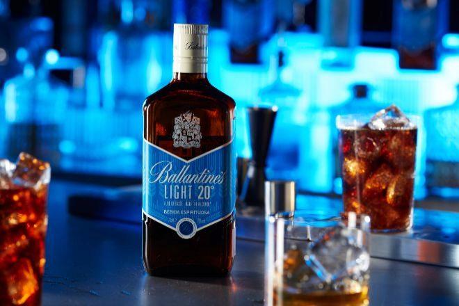 Pernod Ricard lanza Ballantine's y Beefeater 'light' para atacar el ocio de tarde