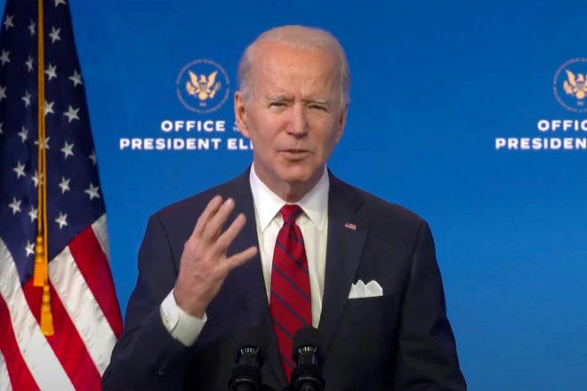 Los desafíos de Biden: necesita grandes victorias tempranas