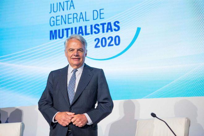 Mutua, la única gran aseguradora que crece en el ránking liderado por VidaCaixa