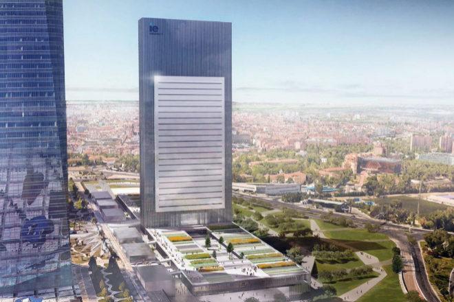 Así será el nuevo campus en altura de IE University