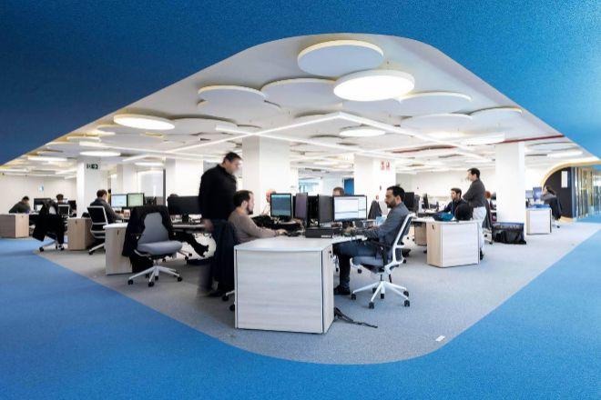 Oficinas de GoHub en Valencia.