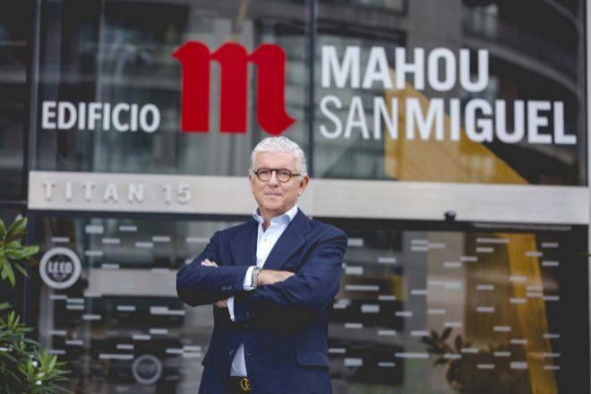 Alberto Rodríguez-Toquero, que antes trabajó en compañías como Coca-Cola, se incorporó a Mahou San Miguel en 2006.