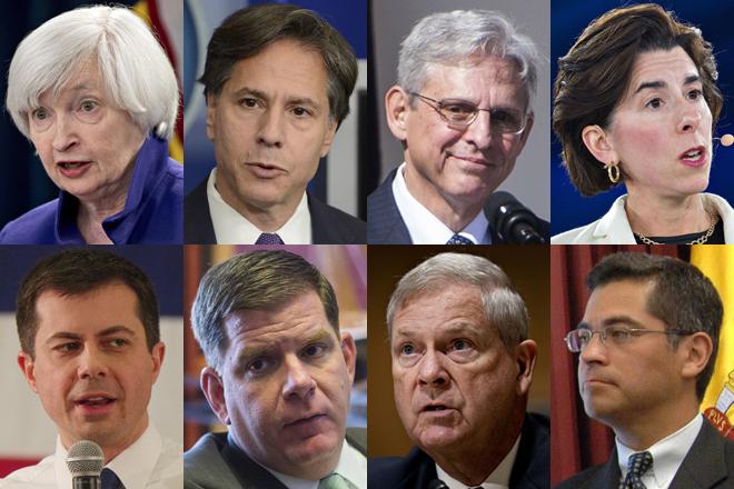 De Yellen a Becerra: así es el equipo de Biden para esta nueva era