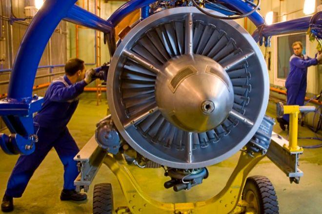 La alemana MTU estudia una oferta por ITP Aero