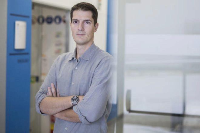El fundador de Inbiomotion e investigador del IRB de Barcelona, Roger Gomis.