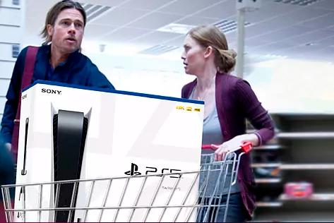 Amenazas, empujones y nervios por una PS5: la odisea de comprar la consola de moda