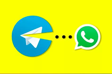 Las 11 funciones de Telegram que WhatsApp no ofrece