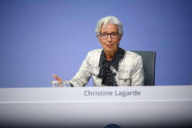 Christine Lagarde es la presidenta del Banco Central Europeo (BCE).