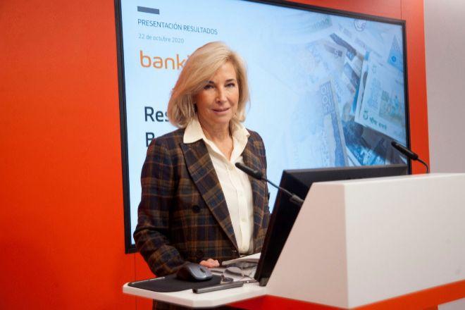 Bankinter bate las previsiones y sube más de un 4% en Bolsa