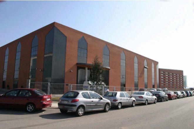 Fábrica de Italco, filial de Ermenegildo Zegna, en Sant Quirze del Vallès (Barcelona).