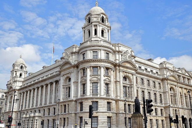 Old War Office de Londres.