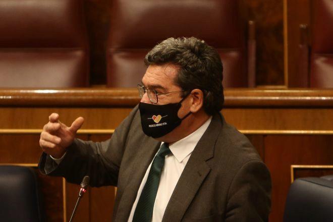 El ministro de Seguridad Social, Inclusión y Migraciones José Luis Escrivá.