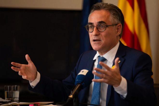 El conseller de Empresa de la Generalitat Ramon Tremosa.