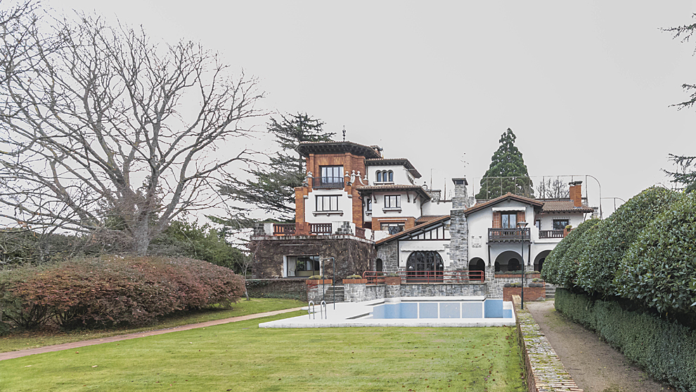 Villa Adriana pamplona