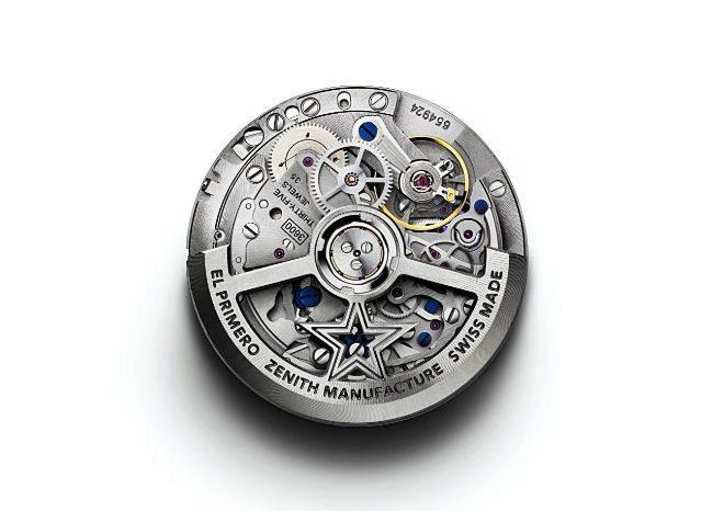 Tiene la capacidad para medir tiempos con una precisión de una décima de segundo.