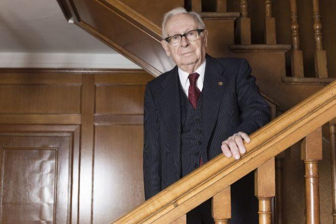 Fallece el prestigioso jurista Román Mas i Calvet, fundador del Bufete Mas y Calvet