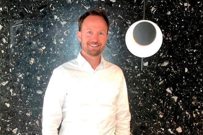 Christian Sinding, presidente ejecutivo de EQT